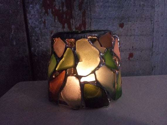 彩色玻璃香薰炉 制造商