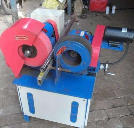 Stainless Pipe Polishing Machine Manufacturers
