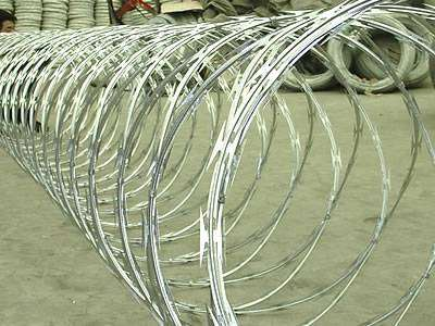 Stainless Razor Barbed Wire Mesh Manufacturers