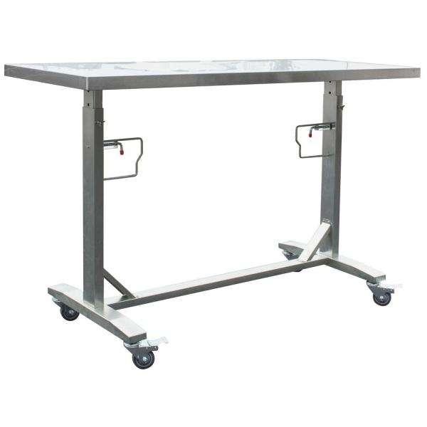 不锈钢可调桌 制造商