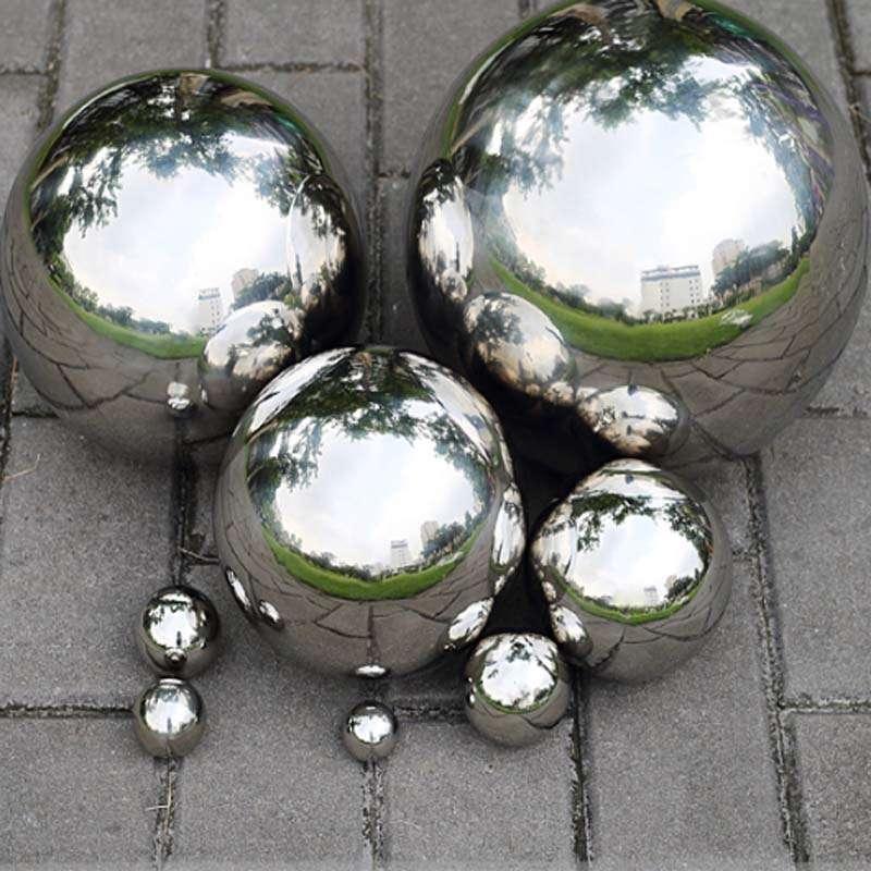 不锈钢球花园 制造商