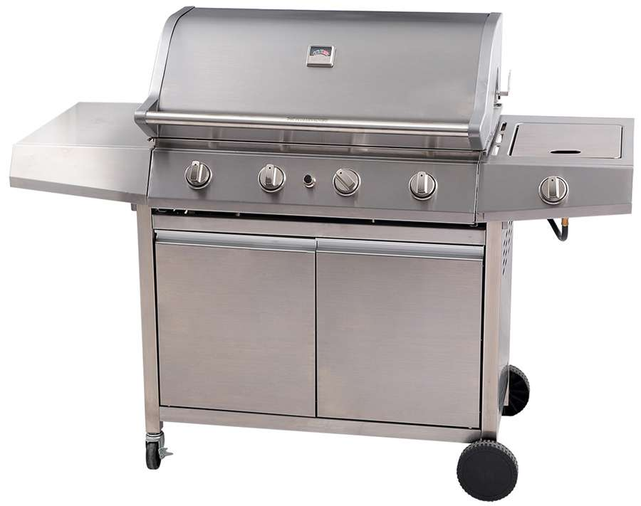 Stainless Steel Barbecue Gas Grill Manufacturers