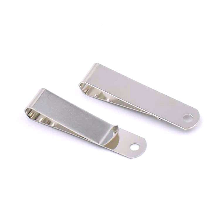 Stainless Steel Belt Clip Manufacturers
