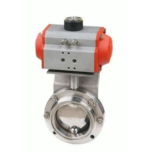 Stainless Steel Butterfly Valve Pneumatic Manufacturers