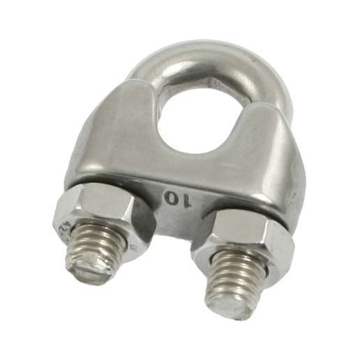 Stainless Steel Cable Clip Manufacturers