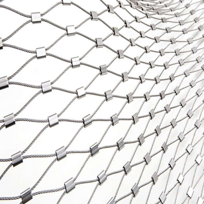 Stainless Steel Cable Netting Manufacturers