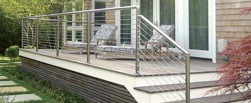 Stainless Steel Cable Railing Manufacturers