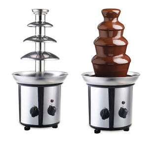 Stainless Steel Chocolate Fountain Manufacturers