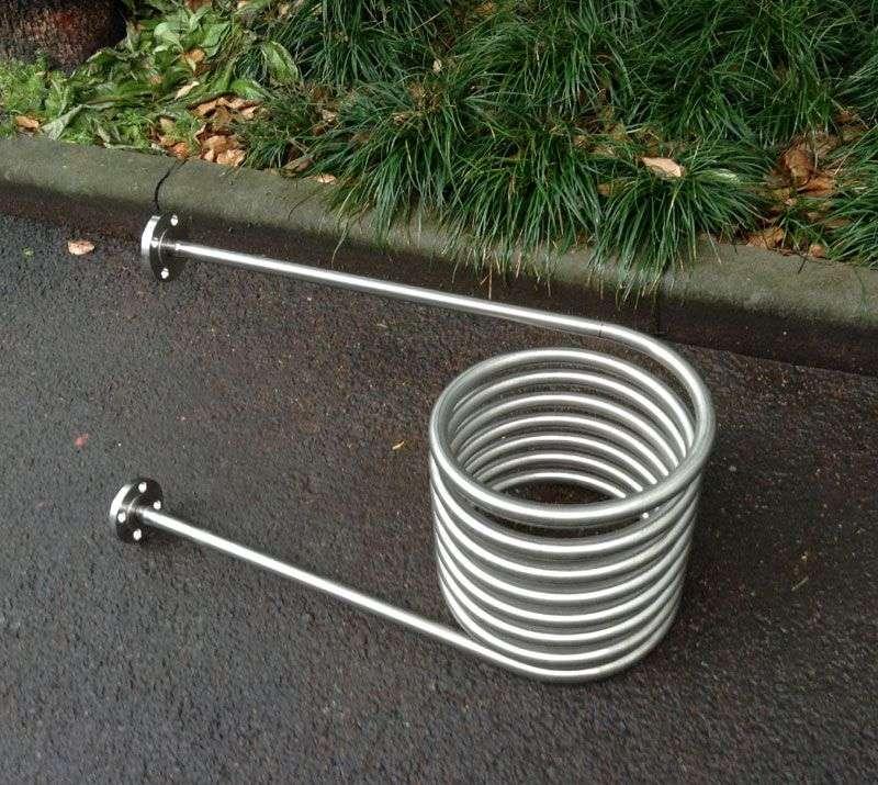 不锈钢盘管加热器 制造商