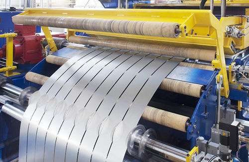 Stainless Steel Coil Slitting Machine Manufacturers