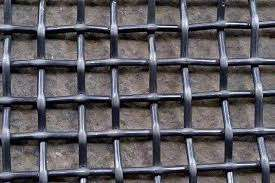 Stainless Steel Crimped Wire Mesh Manufacturers