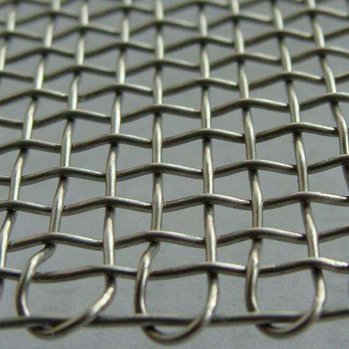 Stainless Steel Crimped Wire Netting Manufacturers