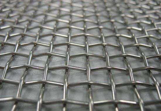 Stainless Steel Crimped Woven Mesh Manufacturers