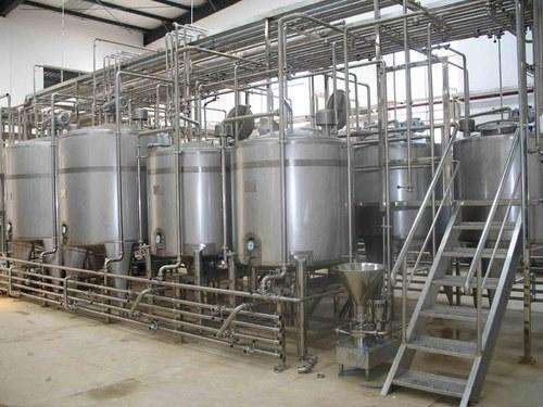 Stainless Steel Dairy Equipment Manufacturers