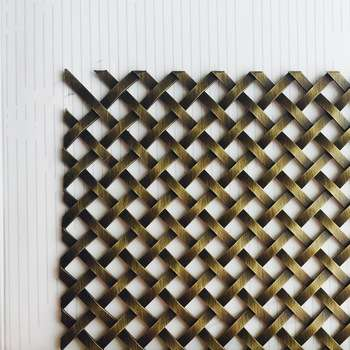 Stainless Steel Decorative Mesh Manufacturers