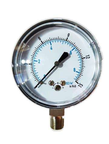Stainless Steel Diaphragm Gauge Manufacturers
