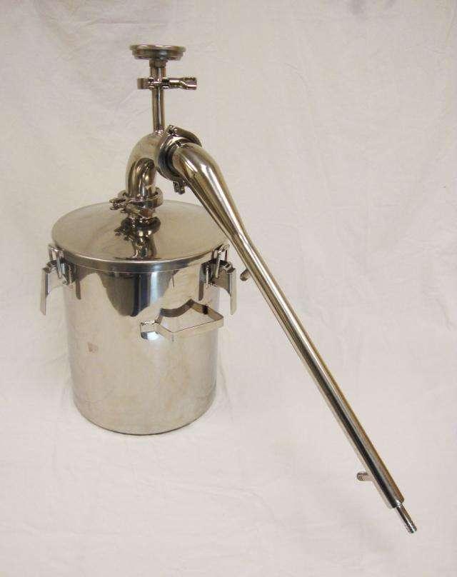 不锈钢蒸馏器 制造商