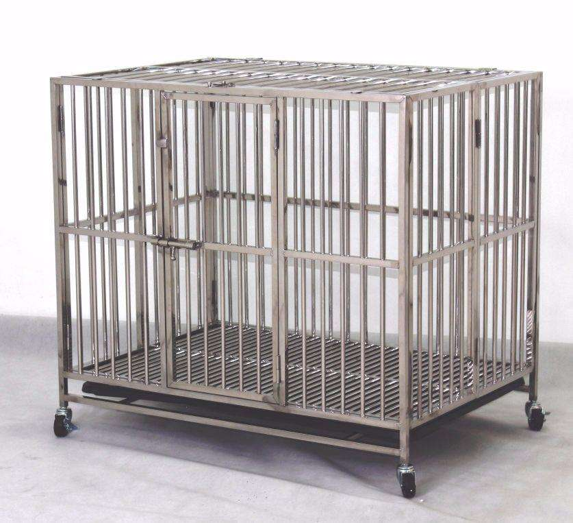 Stainless Steel Dog Cage Manufacturers