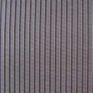 Stainless Steel Dutch Woven Mesh Manufacturers