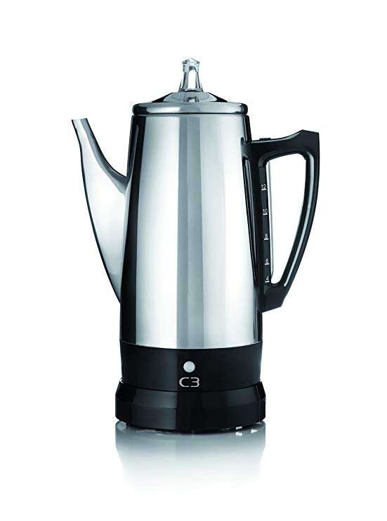 Stainless Steel Electric Coffee Pot Manufacturers