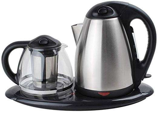 Stainless Steel Electric Kettle Set Manufacturers