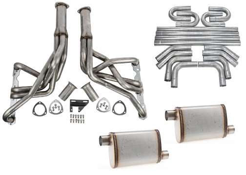 Stainless Steel Exhaust Kit Manufacturers