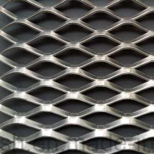 Stainless Steel Expanded Metal Mesh Manufacturers