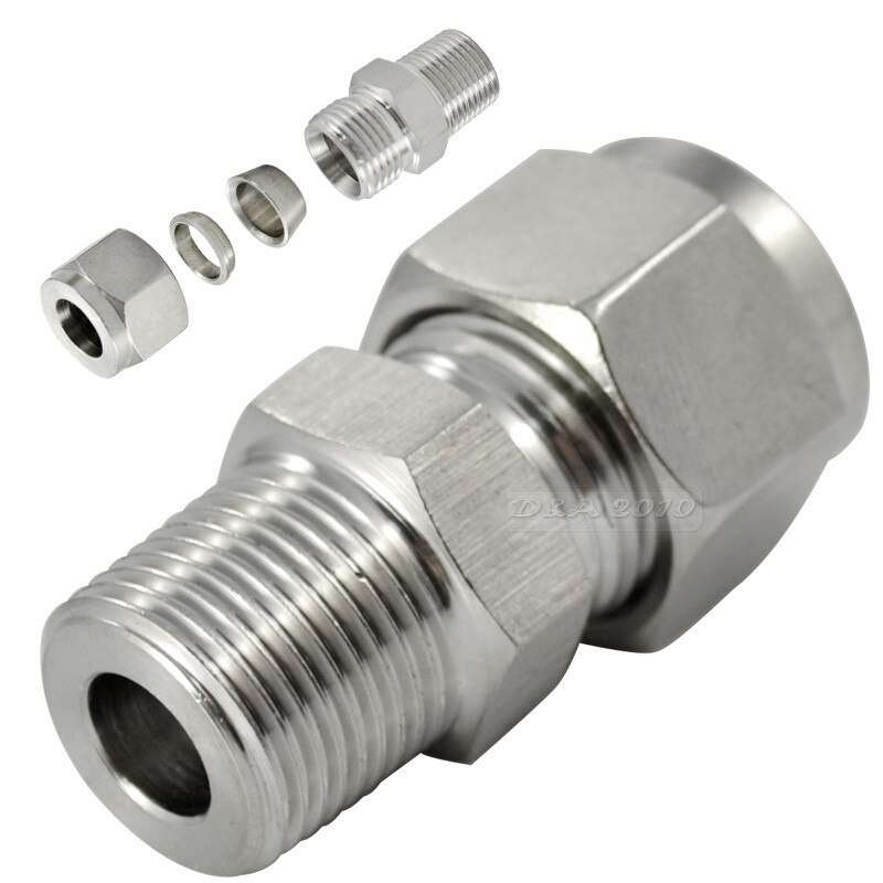 Stainless Steel Ferrule Connector Manufacturers