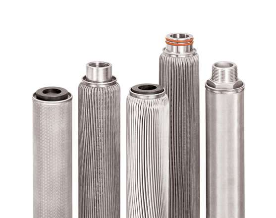 Stainless Steel Filter Manufacturers
