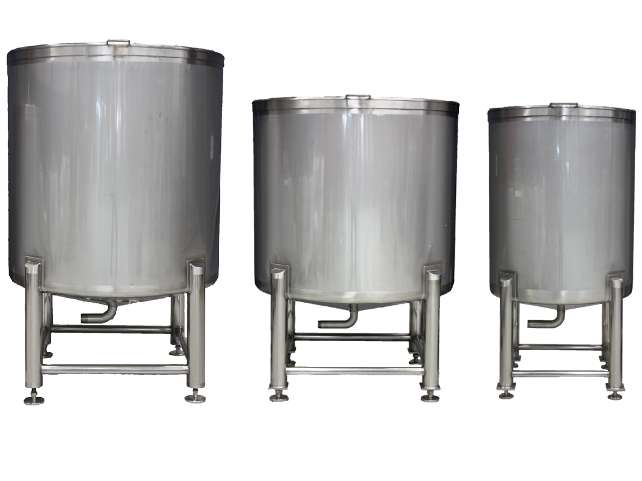 Stainless Steel Food Tank Manufacturers