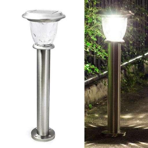Stainless Steel Garden Solar Light Manufacturers