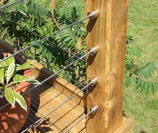 不锈钢花园线 制造商