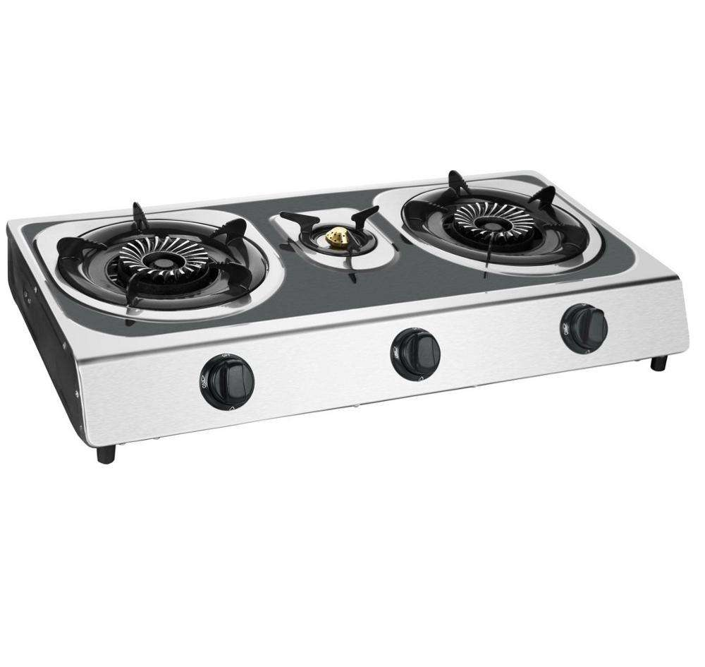 Stainless Steel Gas Burner Manufacturers