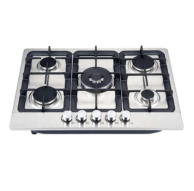 Stainless Steel Gas Hob Manufacturers