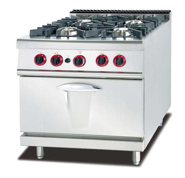 不锈钢燃气烤箱 制造商
