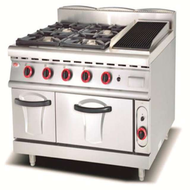 Stainless Steel Grill Oven Manufacturers
