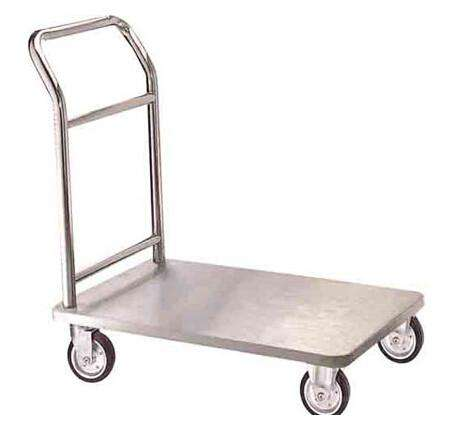 Stainless Steel Hand Cart Manufacturers