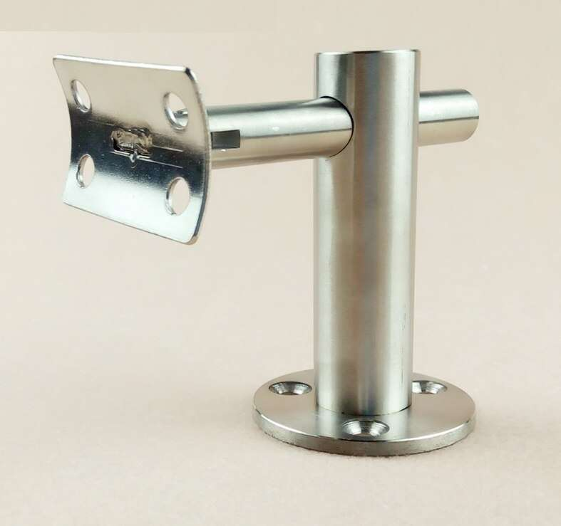 Stainless Steel Handrail Glass Bracket Manufacturers