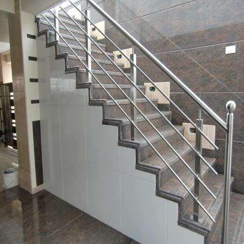 Stainless Steel Handrail Staircase Manufacturers