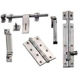 Stainless Steel Hardware Fitting Manufacturers