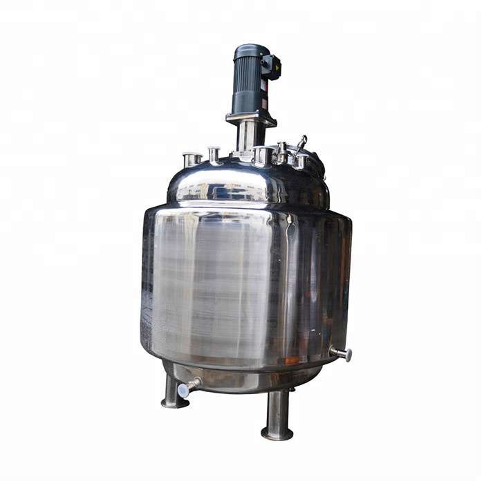 Stainless Steel Heating Reactor Manufacturers