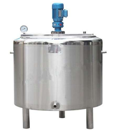 Stainless Steel Heating Tank Manufacturers