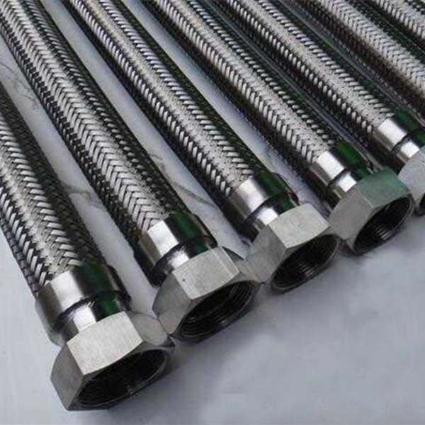 Stainless Steel Hydraulic Pressure Hose Manufacturers