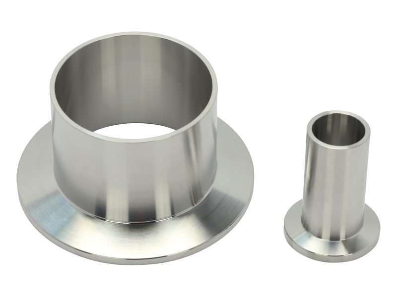 Stainless Steel Iso Stub Flange Manufacturers