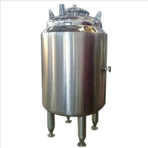 Stainless Steel Jacket Tank Manufacturers