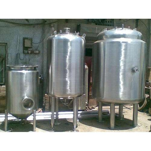 Stainless Steel Jacketed Tank Manufacturers