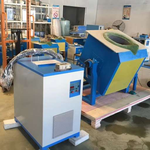 Stainless Steel Melting Furnace Manufacturers