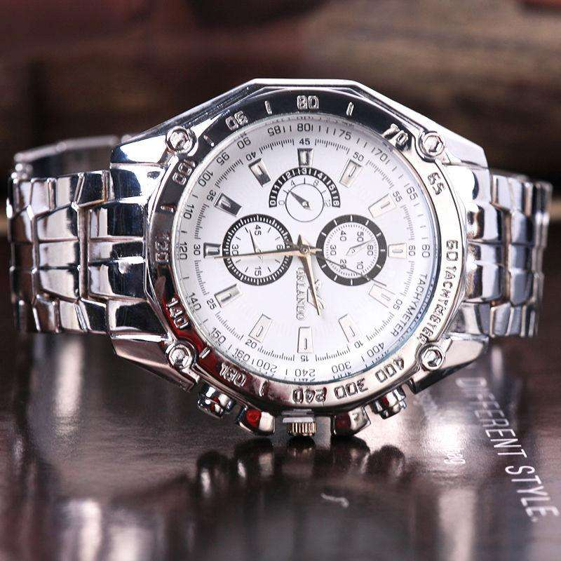 Stainless Steel Men Watch Manufacturers
