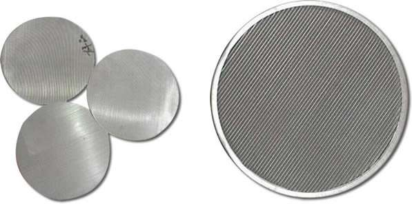 Stainless Steel Mesh Disc Manufacturers