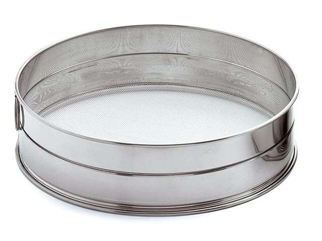 Stainless Steel Mesh Sieve Manufacturers